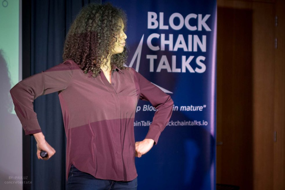 the diversity of blockchain applications in one evening